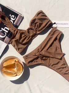 MAY NUDE TWO PIECE SWIMSUIT