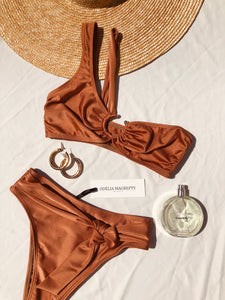 KATHRINE COPPE TWO PIECE SWIMSUIT