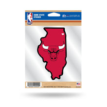Load image into Gallery viewer, NBA Home State Vinyl Auto Decal