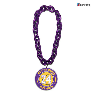 Kobe Memorial Chain Limited Edition