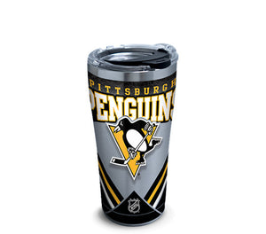 NHL® 20oz Stainless Steel Tumbler with Hammer Lid