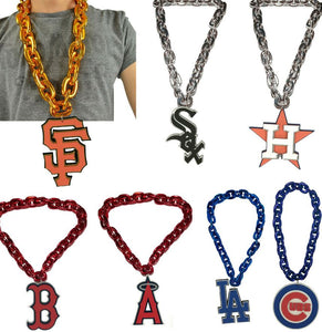 MLB Fan Chains (Foam)