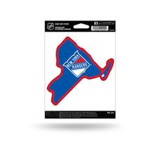 Load image into Gallery viewer, NHL Home State Vinyl Auto Decal