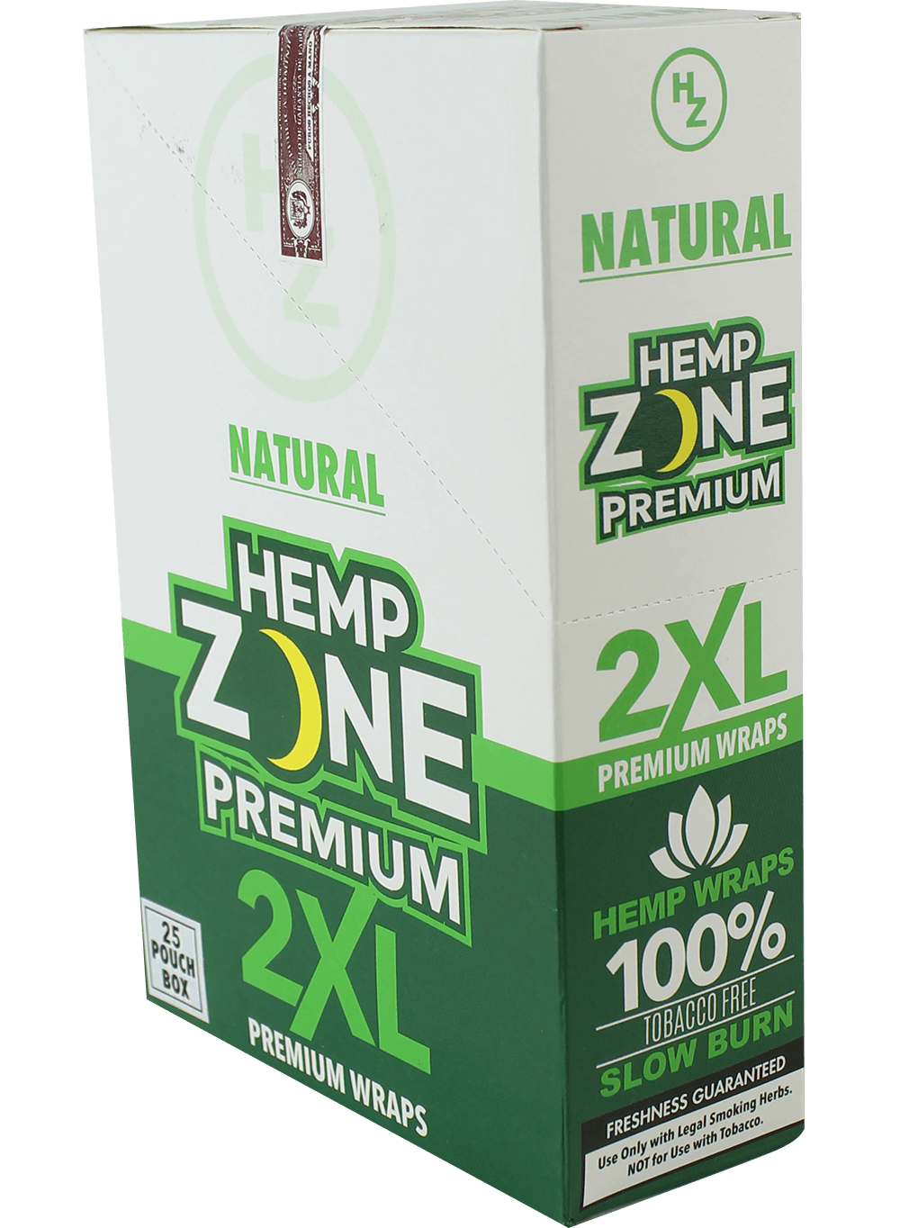 Hemp Wraps - Natural 2XL