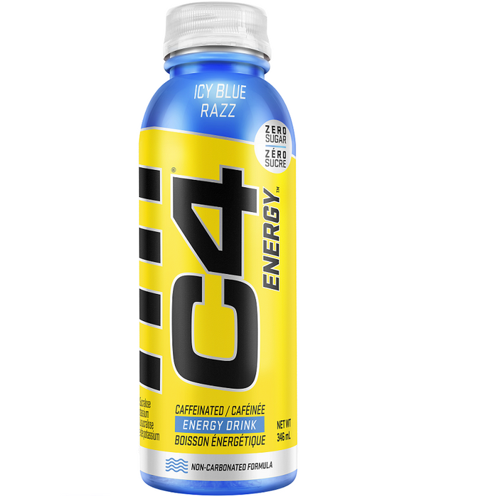 Cellucor C4 Energy Non-Carbonated Case of 12