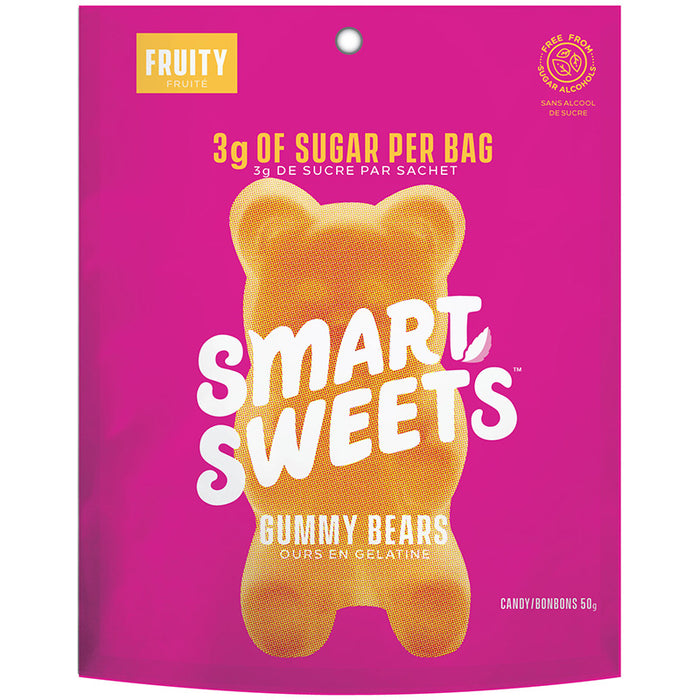 Smart Sweets Candy Bag