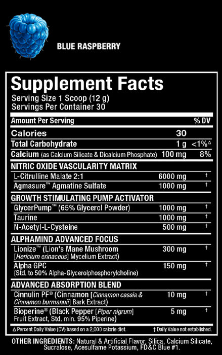 Allmax Impact Pump 360g (30 Servings)
