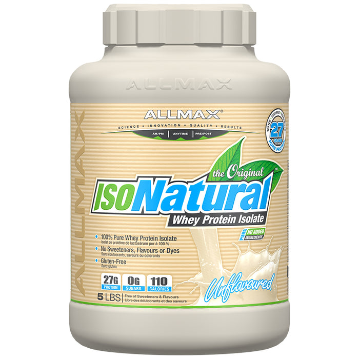 Allmax IsoNaturals 5lb (75 Servings)