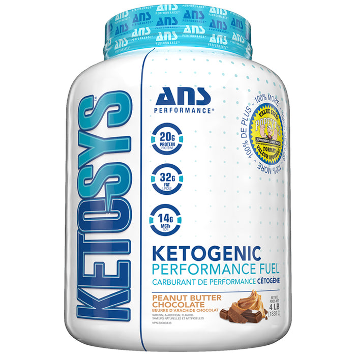 ANS KetoSys 4lb (28 Servings)