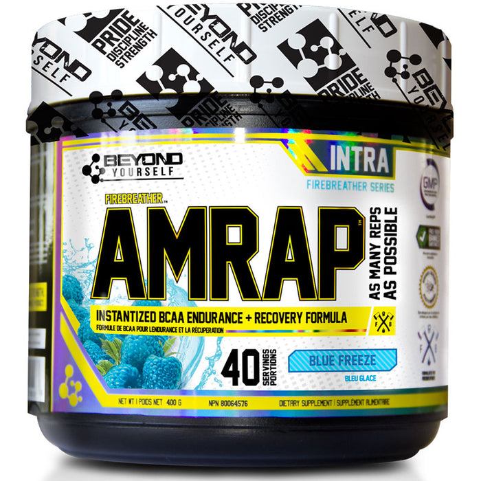 Beyond Yourself AMRAP 400g (40 Servings)
