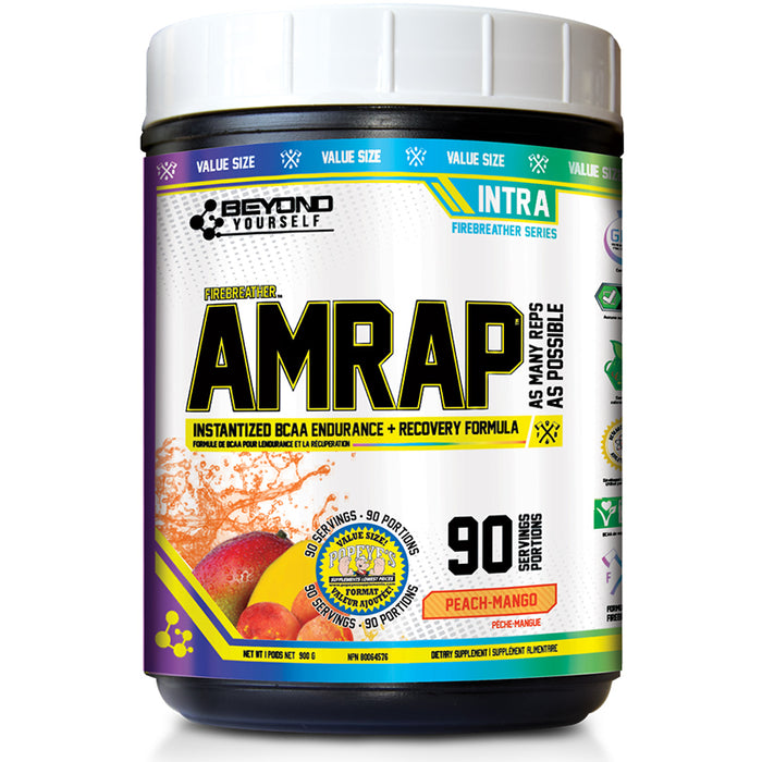 Beyond Yourself AMRAP 900g (90 Servings)