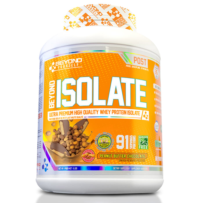 Beyond Yourself Isolate 6lb (91 Servings)
