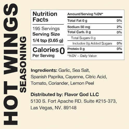 FlavorGod Seasoning 113g-227g