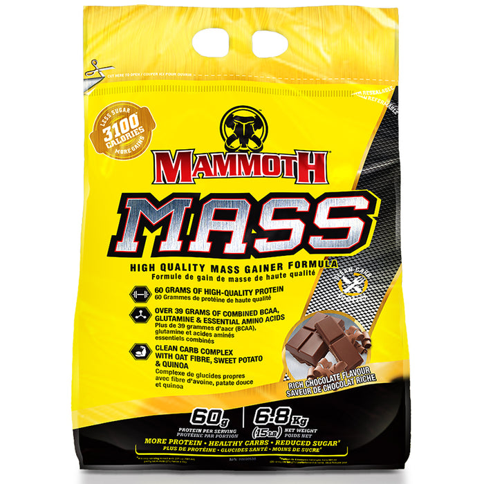 Mammoth MASS 15lb (21 Servings)