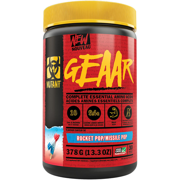 Mutant GEAAR 378g (30 Servings)