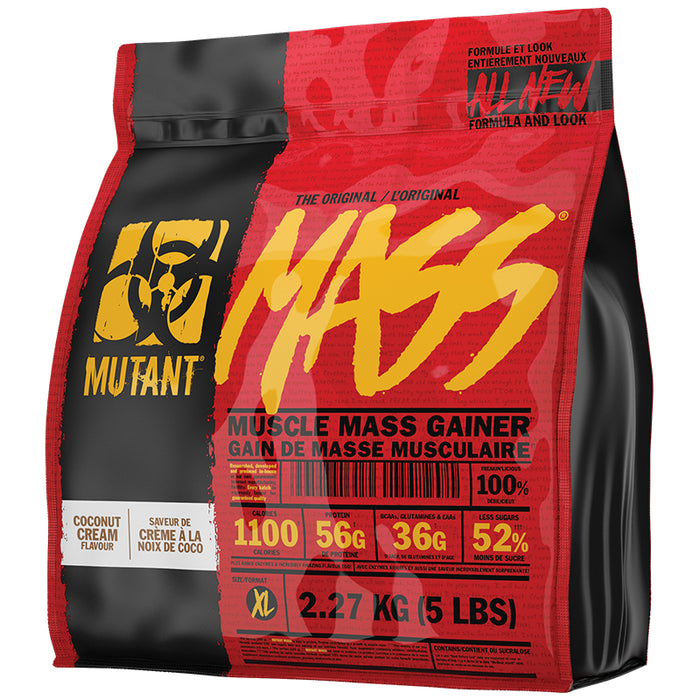 Mutant Mass 5lb (8 Servings)