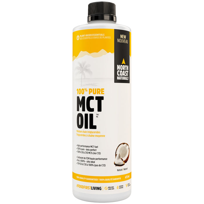 North Coast Naturals Boosted MCT Cooking Oil 473ml