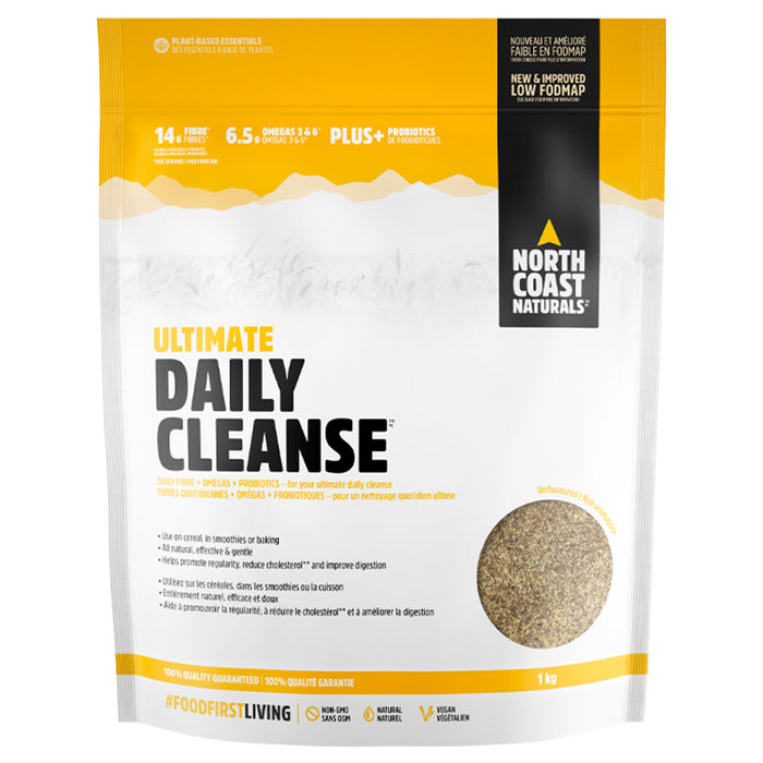 North Coast Naturals Daily Cleanse 1kg (33 Servings)