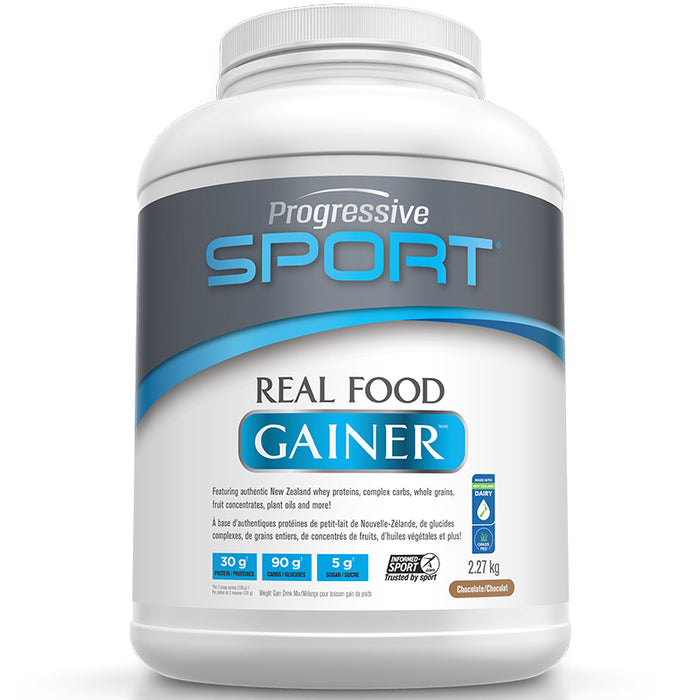 Progressive Real Gainer 5lb (17 Servings)