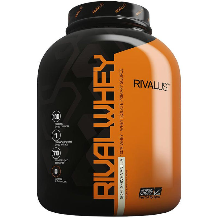 Rivalus Whey 5lb (70 Servings)