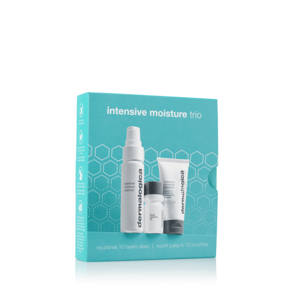 Gift Set: Intense Moisture - Mr. Adam Skincare