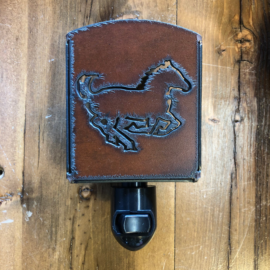 Horse Nightlight