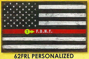 Firefighter Flag