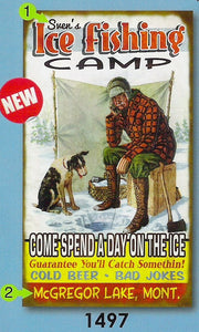 Ice Fishing Camp