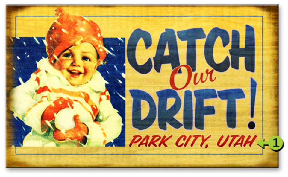 Catch our Drift!