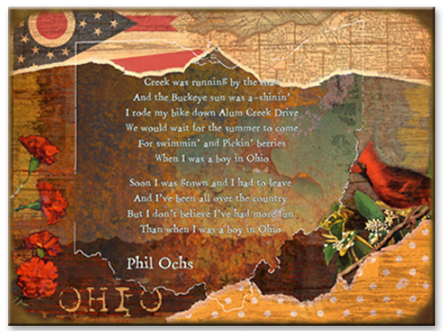 Ohio State by Phil Ochs