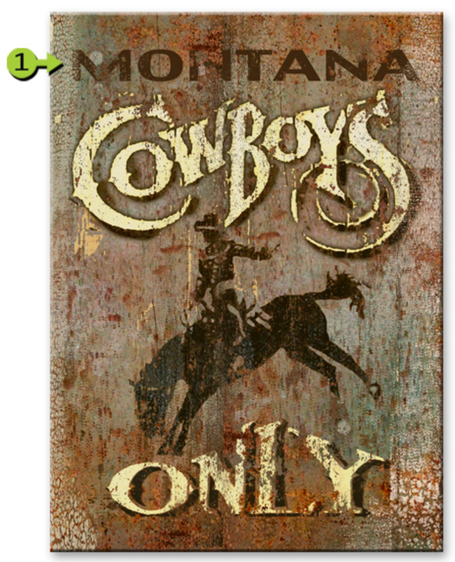 Cowboy's Only
