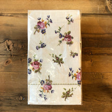 Load image into Gallery viewer, Petite Flower Paper Napkins + Plates