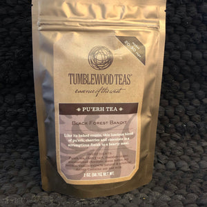 Black Forest Bandit Tea