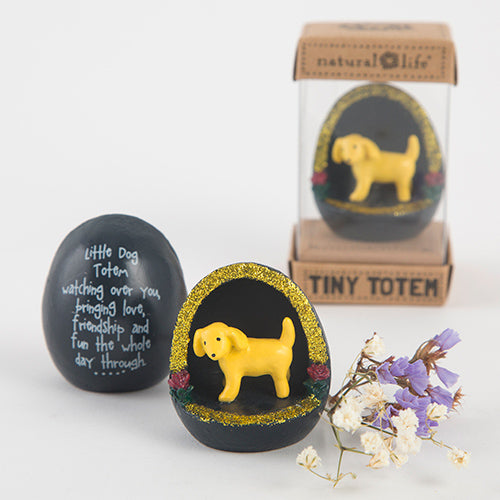 Dog Tiny Totem by Natural Life