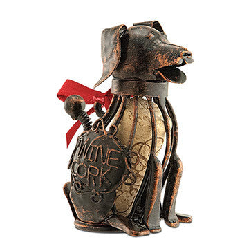 Corky the Dog Bottle Ornament by Epic Products
