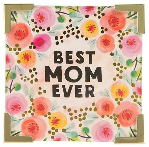 Best Mom Ever Magnet By Natural Life