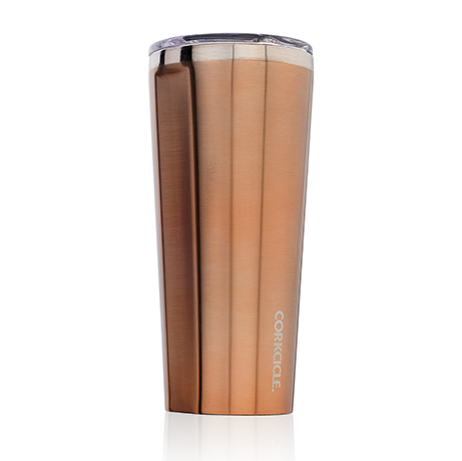 Brushed Copper Tumbler By Corkcicle- 24 oz