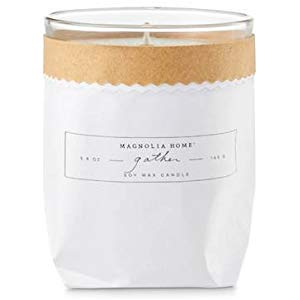 Gather Paper Candle By Magnolia Home