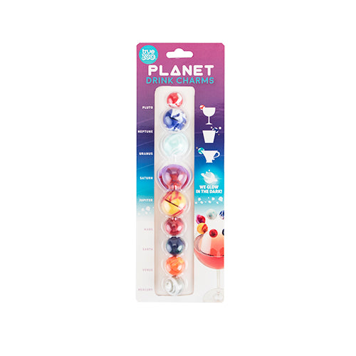 Planet Drink Charms By True Zoo