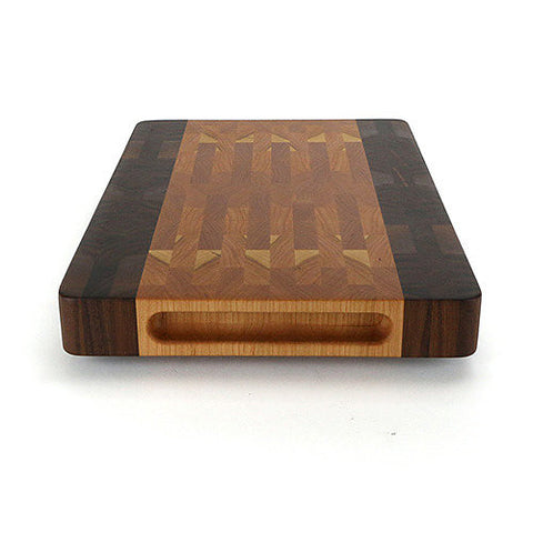 The Classic Wood Cutting Board In Cherry By Helmwood