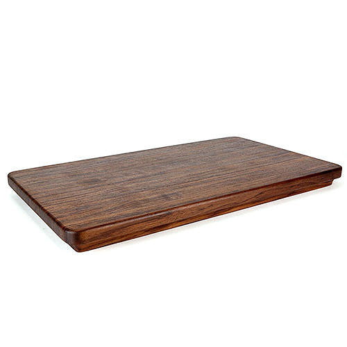 The Plank Wood Cutting Board in Walnut by Helmwood