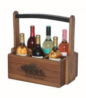 6 Bottle Caddy By 2-Day Designs