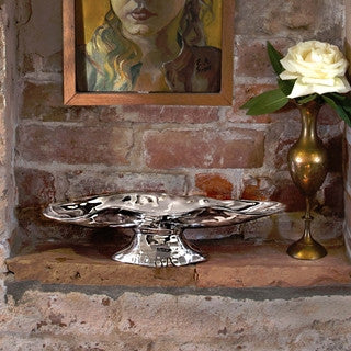 Pedestal Soho Oval Tray by Beatriz Ball