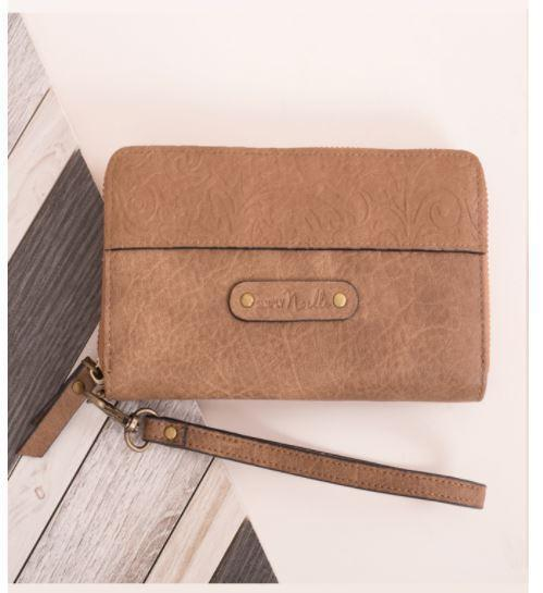 Tooled Wallet by Simply Noelle