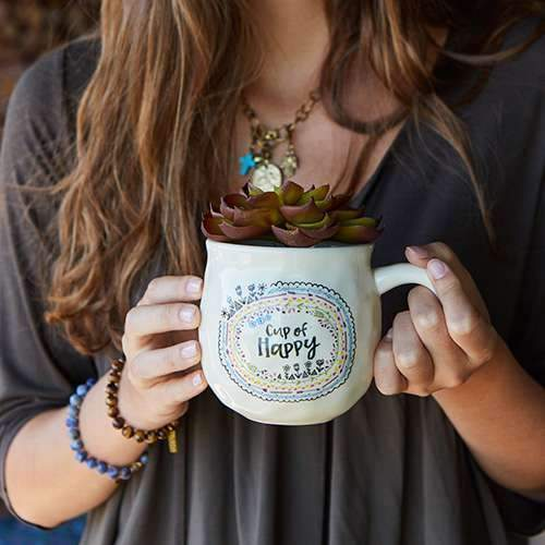 Cup Of Happy By Natural Life