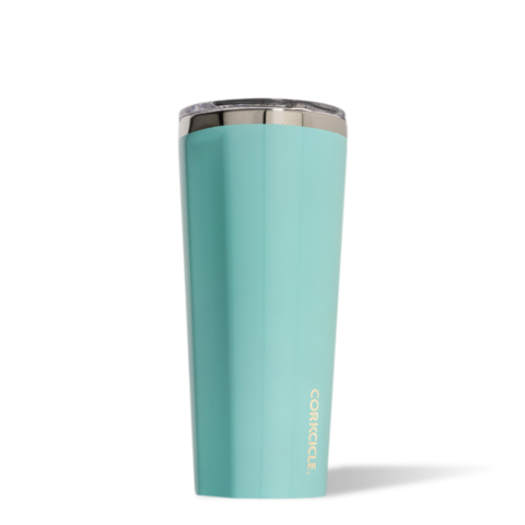 Turquoise Tumbler 24 oz. by Corkcicle