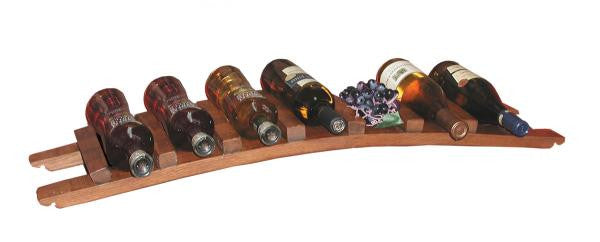 Trellis Bottle Display By 2-Day Designs