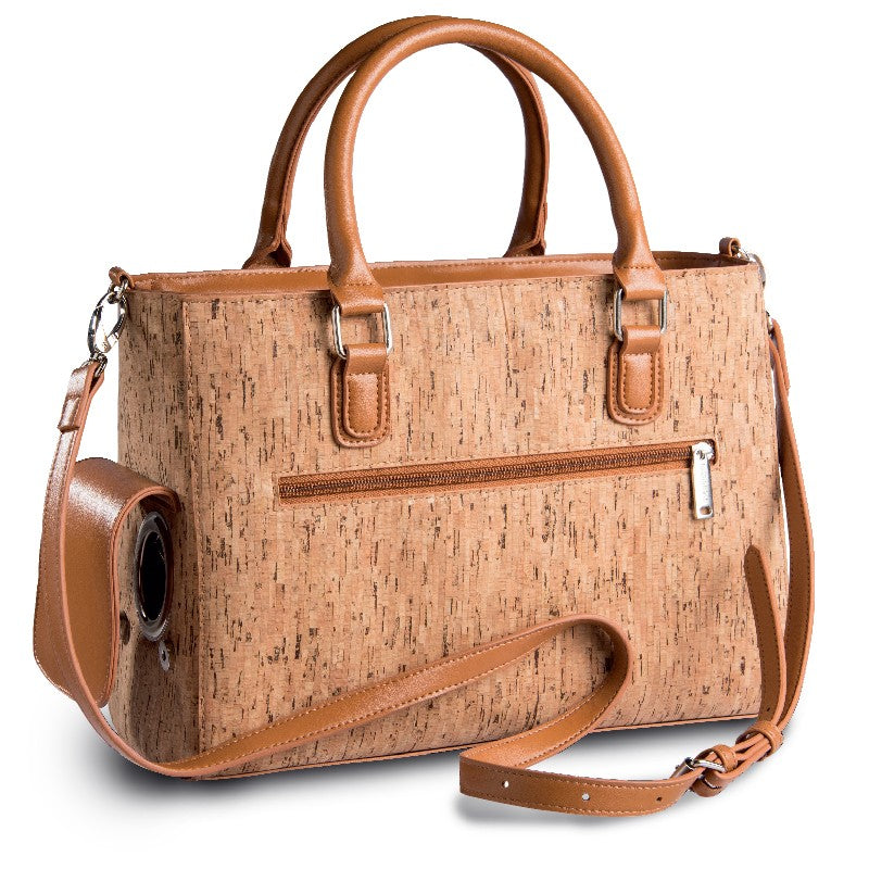 Large Cork Wine Purse By Chris Stuff