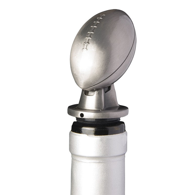 Football Wine Pourer By Chris Stuff