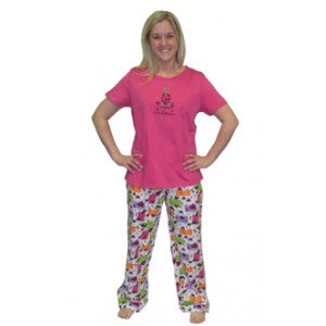 I Need Glasses Women's Sleepwear Set by Needy Me